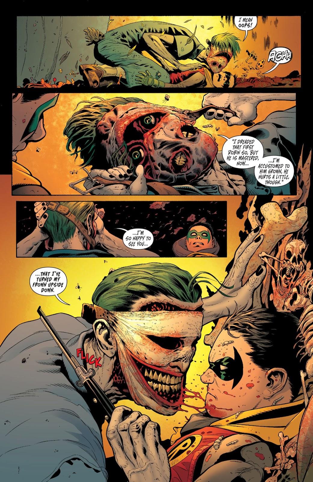 Dollmaker Joker Face | galleryhip.com - The Hippest Galleries!